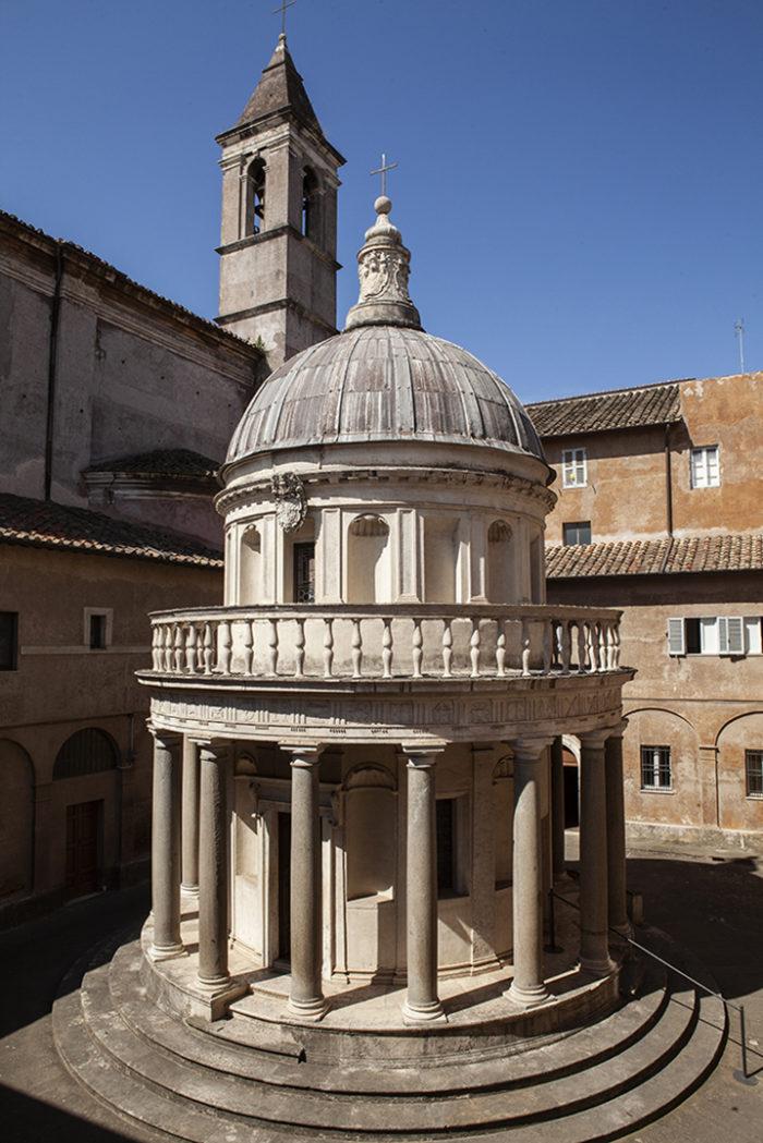 La Academia de España en Roma by Mirta Rojo (AD Spain)