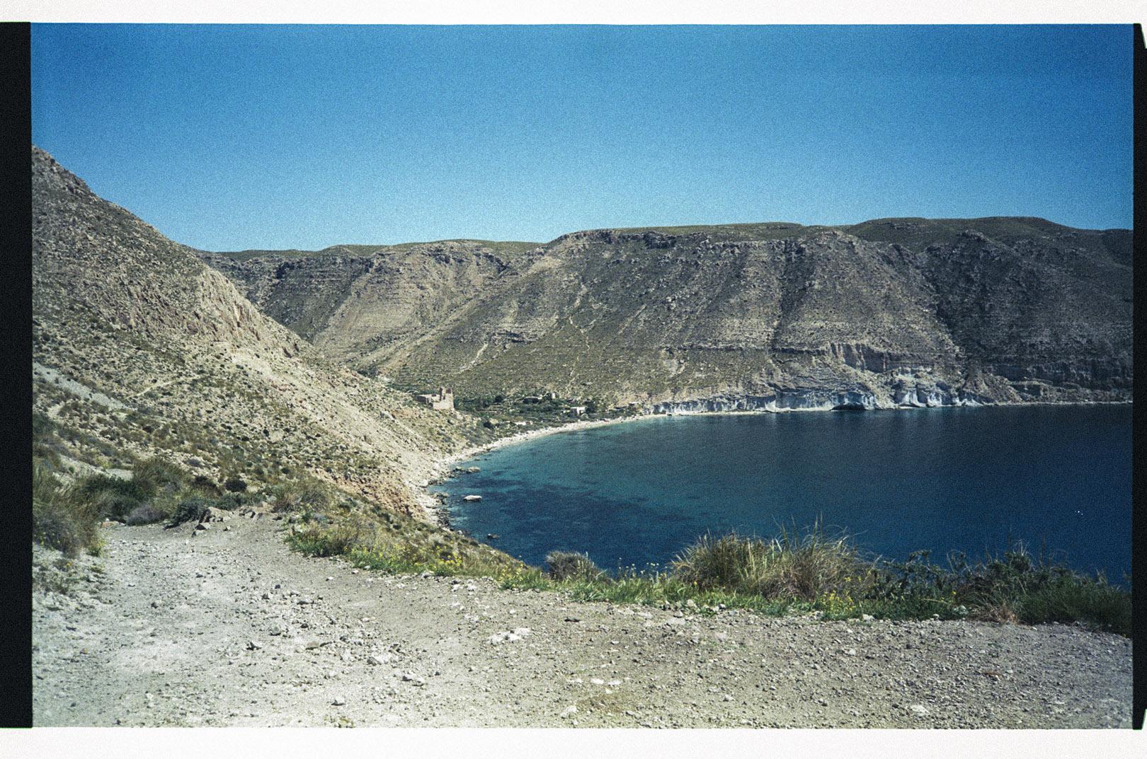 Cabo de Gata by Mirta Rojo
