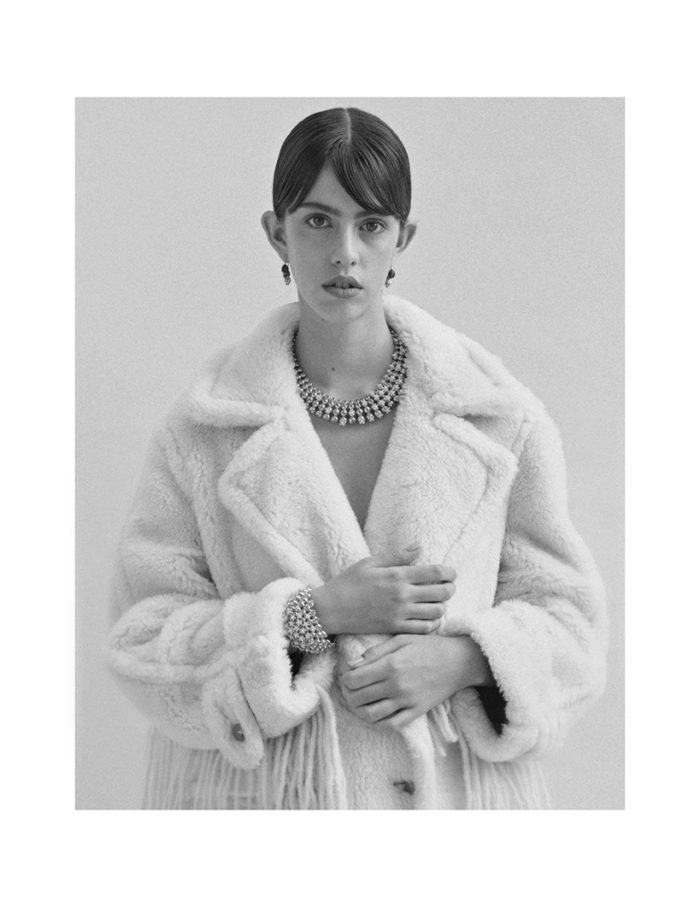 Cartier, Mayka Merino by Mirta Rojo (Vogue Spain)