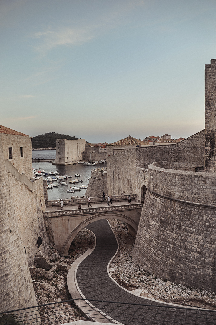 Dubrovnik by Mirta Rojo