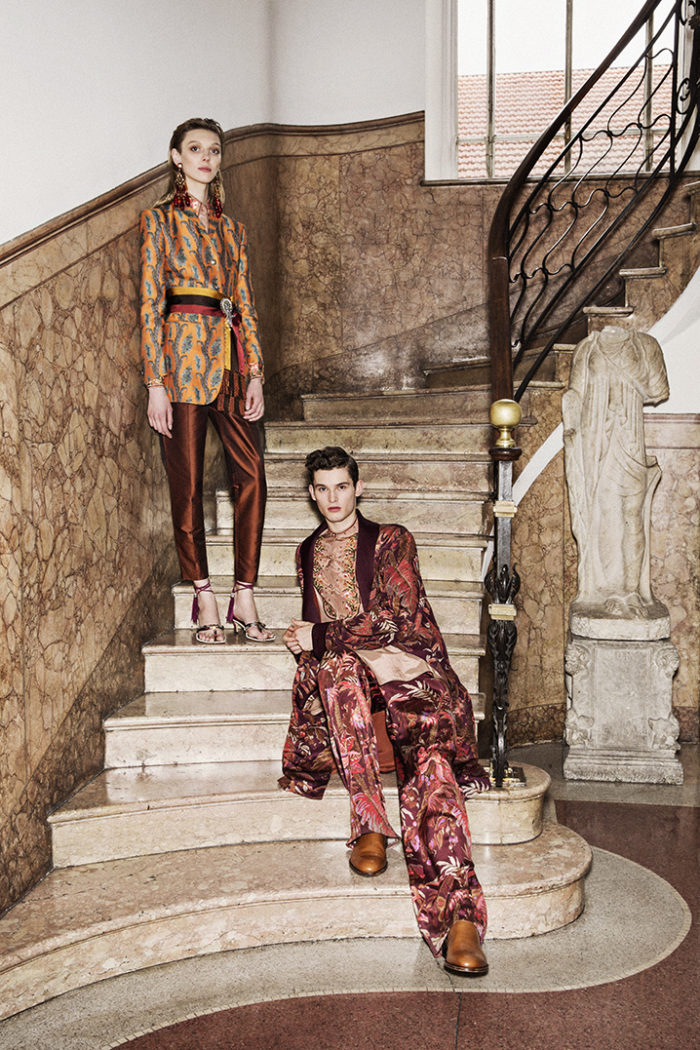 Etro by Mirta Rojo (Vogue Spain)