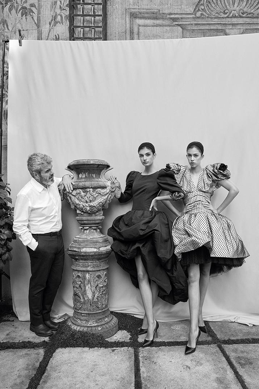 Lorenzo Caprile by Mirta Rojo (Vogue Spain)