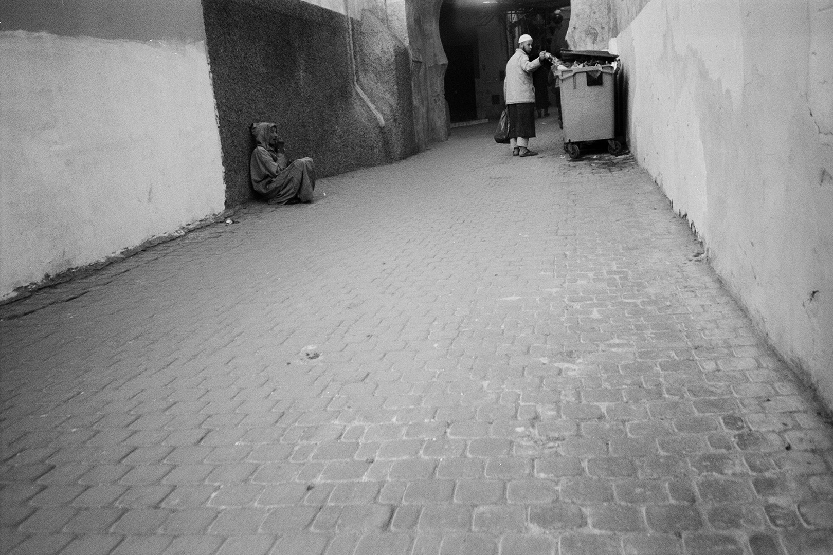 Marruecos by Mirta Rojo
