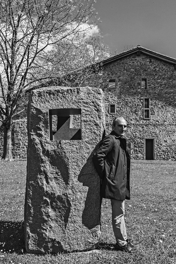 Museo Chillida by Mirta Rojo (Vogue)