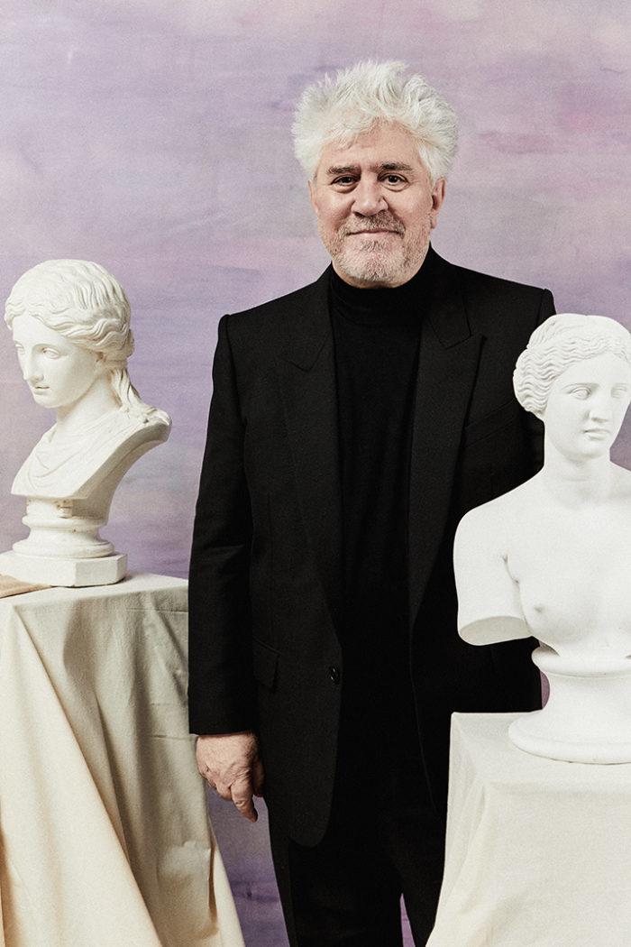 Pedro Almodóvar by Mirta Rojo (Premios Goya 2019, Academia de Cine)