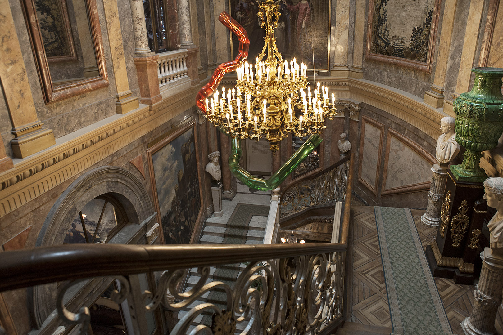 Santomá by Mirta Rojo (Museo Cerralbo)
