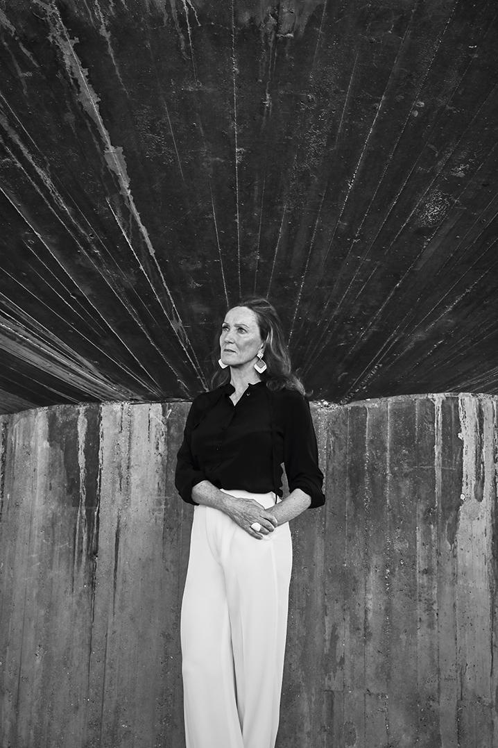 Torres Blancas, Saénz de Oiza, by Mirta Rojo (Vogue)